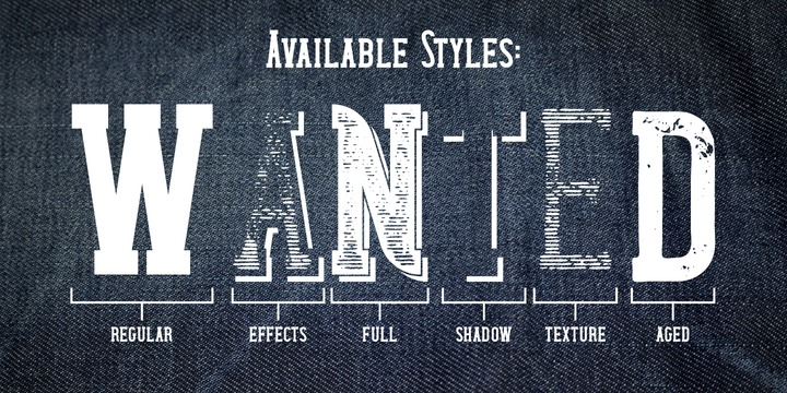 Wanted Denim