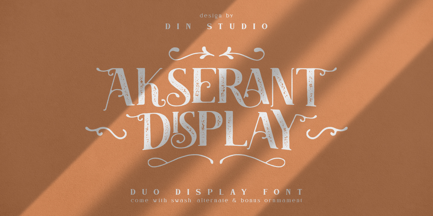 Akserant Display