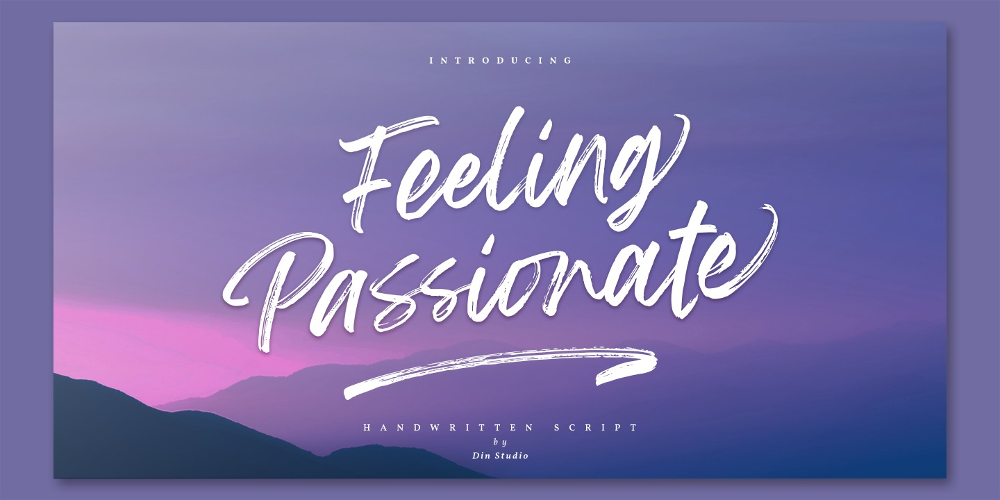 Feeling Passionate